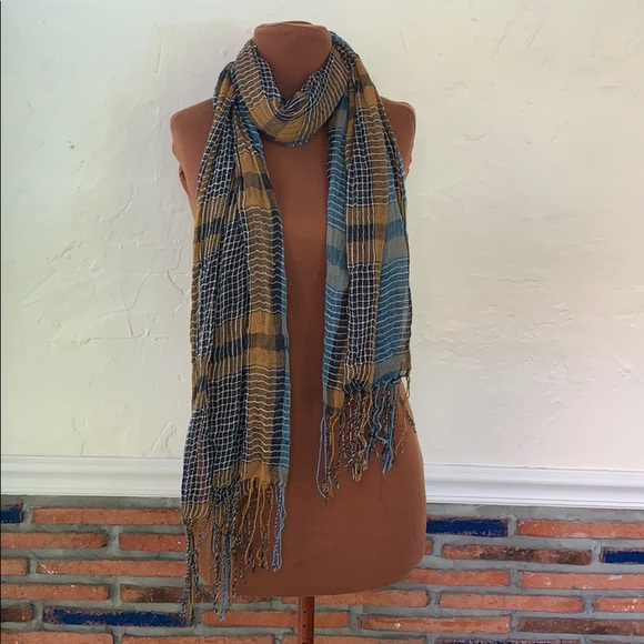 Urban Outfitters Accessories - Urban Outfitters plaid scarf